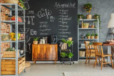 abrir y modernizar la cocina