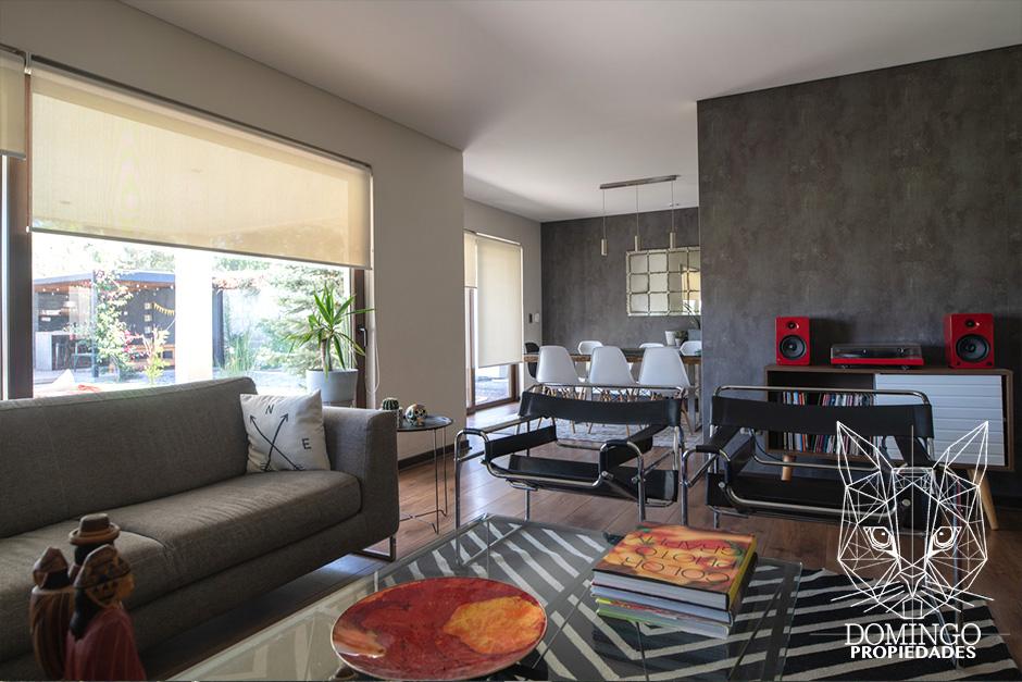 casa Condominio Piedra Roja, Chicureo, Colina - Domingo Propiedades