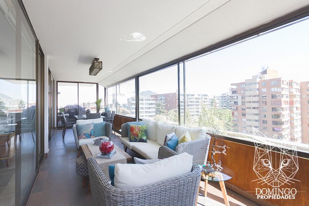 Penthouse Las Lilas - Domingo Propiedades